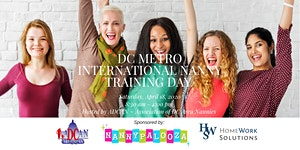 2020 DC Metro interNational Nanny Training Day
