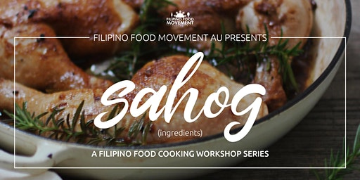 Sahog : A Philippine Food Cooking Workshop