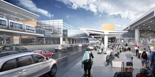 SLC International Airport Expansion Tour