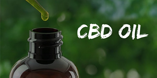 CBD- Hype or Hope? Come listen to an RN give you the 411 on CBD