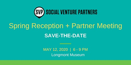 Social Venture Partners 2020 Spring Reception and Partner Meeting tickets
