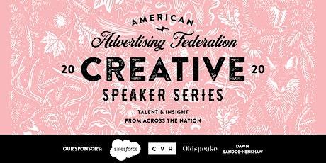 AAF Creative Speaker Series tickets