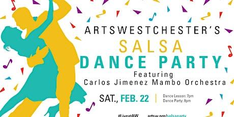 Salsa Dance Party at ArtsWestchester tickets