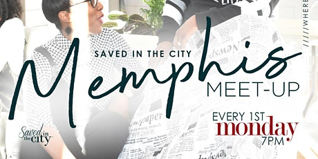 Saved in the City Memphis Meet-Up tickets