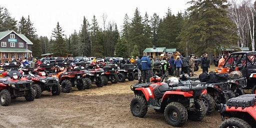 Algonquin West Atv Club Spring Poker Run 2020