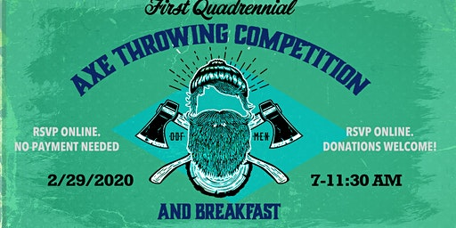 Ax Throwing Competition & Breakfast