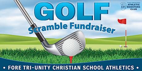 TCS Golf Scramble Fundraiser 2020 tickets