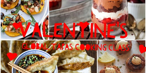 Global Tapas Cooking Class