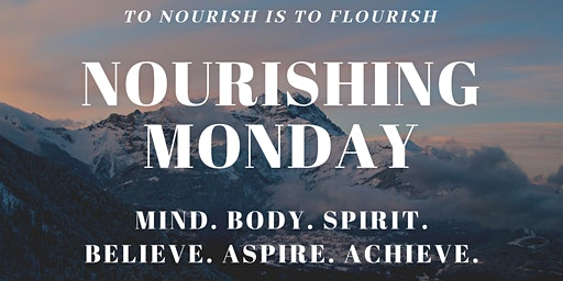 Nourishing Monday: Yoga & Spirits