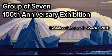 The Group of Seven 100th Anniversary Exhibition tickets