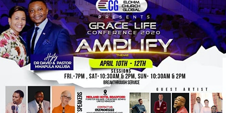 Grace Life Conference 2020 tickets