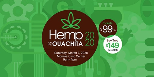 Hemp on the Ouachita 2020