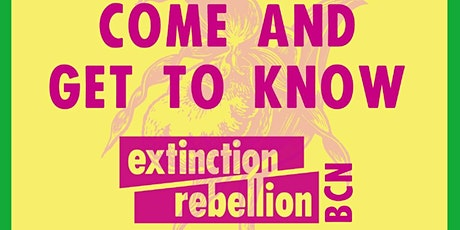 XR Barcelona Extinction Talk [English] tickets