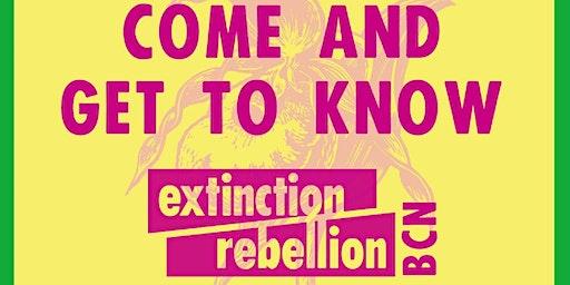 XR Barcelona Extinction Talk [English]