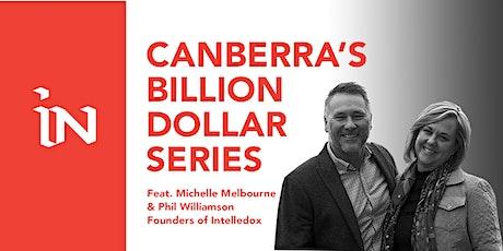Billion Dollar Series: Michelle Melbourne & Phil Williamson tickets