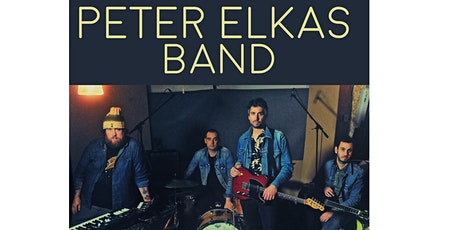 Peter Elkas Monthly Residency with Cheap Shirt