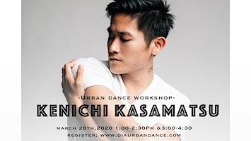 Urban Dance Workshop With Kenichi Kasamatsu