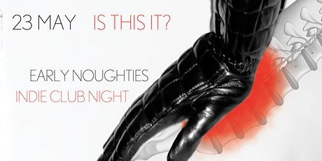 Is This It? early noughties indie club night tickets