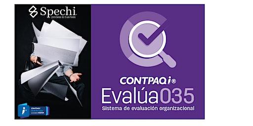 """Charla """"Importancia de la NOM 035 y que medidas adoptar""""."""