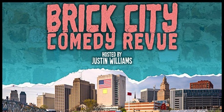 Brick City Comedy Revue w/ headliner Courtney Fearrington and music by The Greystone Singers!  tickets