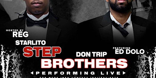 Starlito & Don Trip (Stepbrothers) Performing LIVE