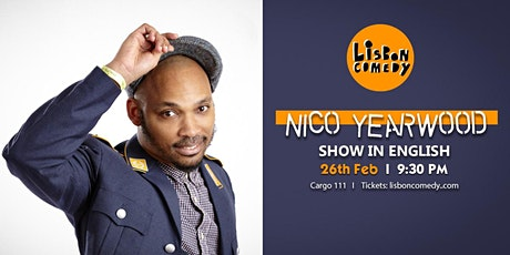 English Comedy - Nico Yearwood tickets