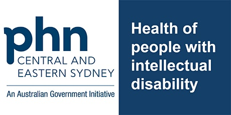 Health of people with intellectual disability -  Session two tickets