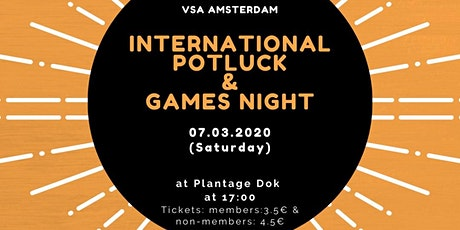 International Putlock and Games Night tickets
