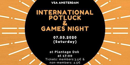 International Putlock and Games Night
