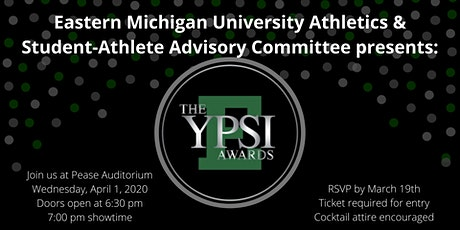 The Ypsi Awards tickets