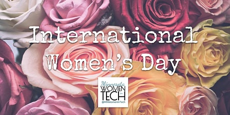 International Women's Day - Tech and Self Care tickets