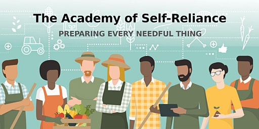 Creating a self-sufficiency homestead with self-reliant neighbors - Sandy