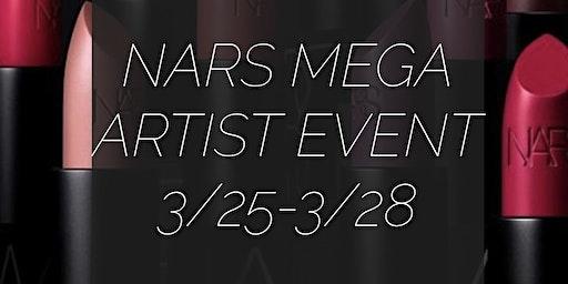 NARS ARTISTRY EVENT
