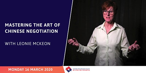 ACBC Vic: Mastering the Art of Chinese Negotiation