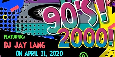 GHS Back to 90's & 2000 Party tickets