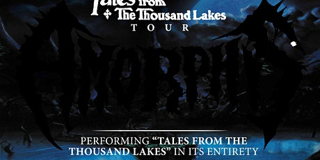 """Amorphis """"Tales from the Thousand Lakes"""" Tour in Orlando tickets"""