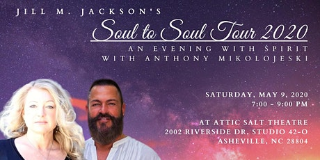 Evening With Spirit Asheville, NC tickets