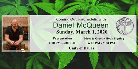 Coming Out Psychedelic with Daniel McQueen (Dallas) tickets