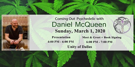 Coming Out Psychedelic with Daniel McQueen (Dallas)