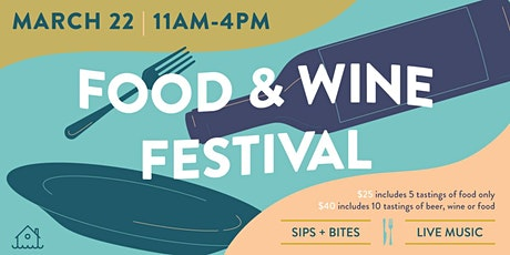 Lakehouse Food & Wine Festival tickets