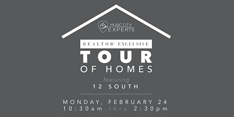 MCE Realtor Tour of Homes - February 2020 tickets