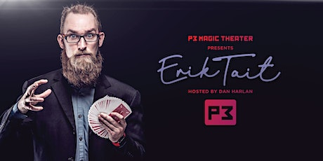 Tuesday Night Magic with Erik Tait tickets