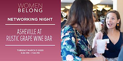 Women Belong Networking Night - Asheville