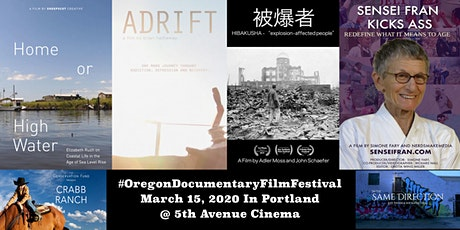 Oregon Documentary Film Festival Spring 2020 tickets