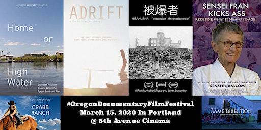 Oregon Documentary Film Festival Spring 2020