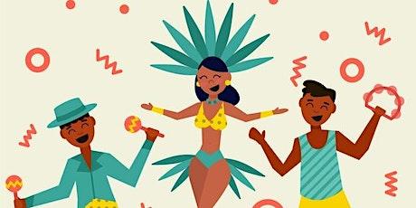 Line Dancing--Latin Style Dance Class--4 Wk. tickets