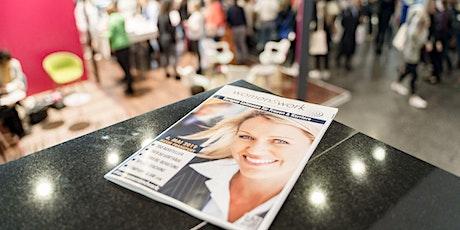 women&work – Europas größter Karriere-Event für Frauen tickets