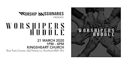 WORSHIPERS HUDDLE