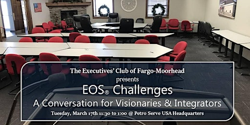 EOS Challenges: A Conversation for Visionaries & Integrators