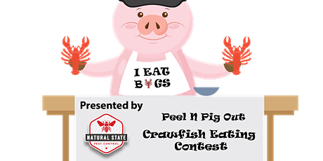 Peel N Pig Out Eating Contest Sponsored By Natural State Pest Control tickets